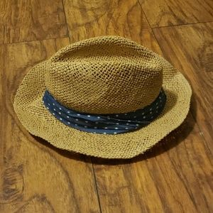 Kids straw hat
